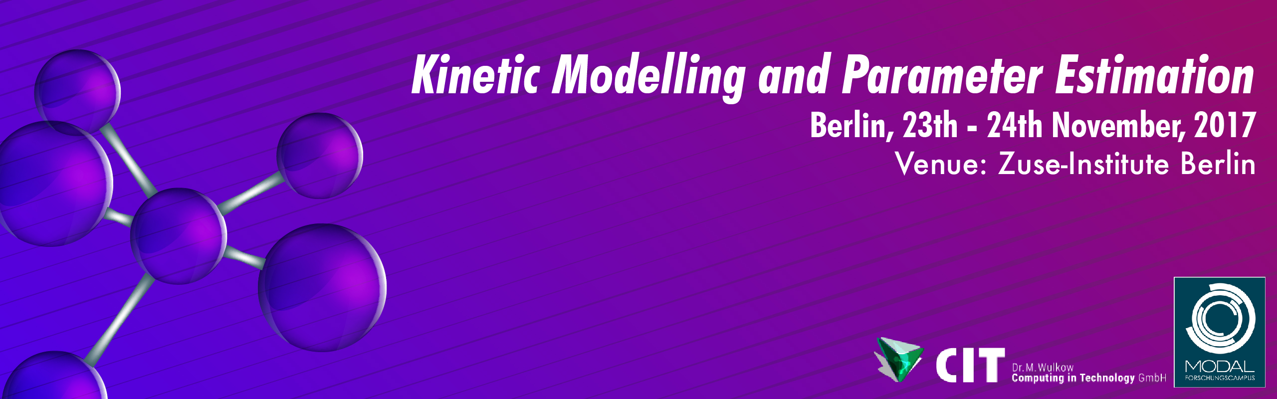 Kinetic Modelling an Parameter Estimation
